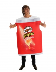 Costume tubo di Pringles™ original per adulto