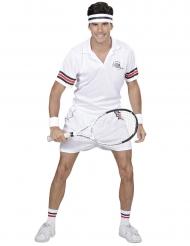 Costume da giocatore di tennis adulto