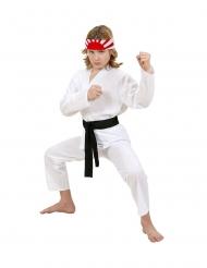 Costume da judoka per bambino