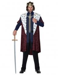 Costume da re delle fiabe per uomo