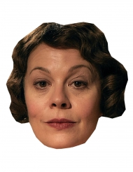 Maschera in cartone Helen McCrory