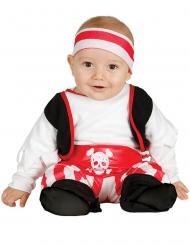 Costume pirata per bebè
