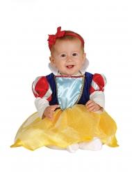 Costume da principessa del bosco bebè