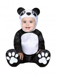 Costume dolce panda per neonato