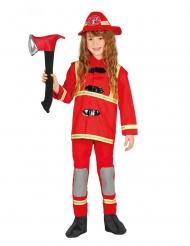 Costume pompiere rosso per bambino