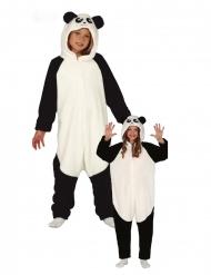 Costume tuta da panda per bambino
