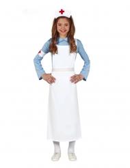 Costume da infermiera retrò per bambina