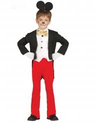 Costume da topo chic per bambino