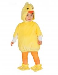 Costume pulcino bebè