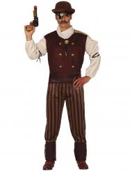 Costume steampunk uomo