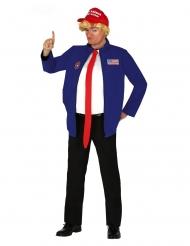 Costume presidente uomo