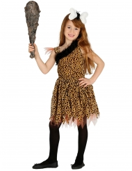 Costume preistorico bambina