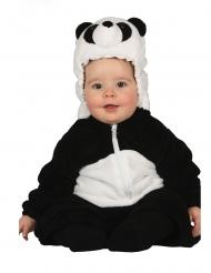 Costume da panda per neonato