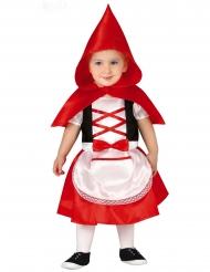 Costume cappuccetto rosso per neonato