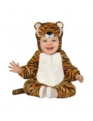 Costume da piccola tigre per neonato