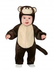 Costume da piccola scimmia neonato