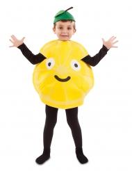 Costume da limone per bambino