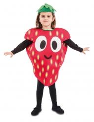 Costume da fragola per bambino