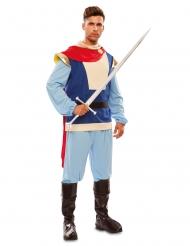 Costume da principe azzurro da uomo