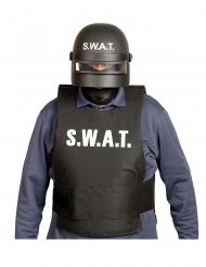Casco antisommossa SWAT adulto