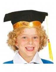Copricapo studente bambino