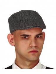 Cappello coppola grigio adulto