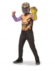 Cofanetto classico Thanos con guanti per bambino