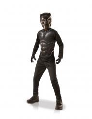 Cofanetto classico Black Panther con guanti per bambino
