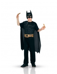 Set costume e accessori Batman per bambino
