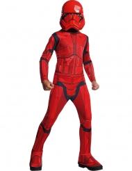 Costume rosso Sith Trooper™ bambino