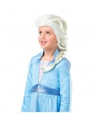 Parrucca da Elsa Frozen 2™ per bambini