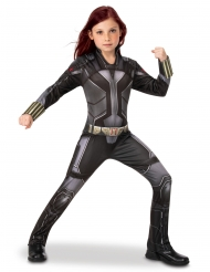 Costume tuta Black Widow™ bambina