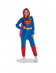 Costume tuta Supergirl™ per donna