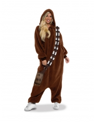 Costume tuta Star Wars Chewbecca™ per adulto
