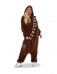 Costume tuta Star Wars Chewbecca™ per adulto