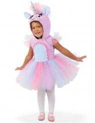 Costume unicorno pastello bebè