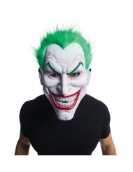 Maschera con parrucca Joker™ adulto