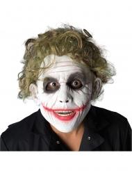 Parrucca riccia verde Joker™ adulto