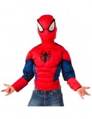 Maglia e cappuccio lusso Spiderman™ bambino