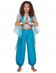 Costume da principessa orientale per bambina