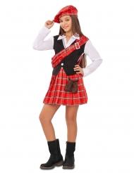 Costume piccola scozzese per bambina