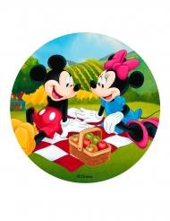 Disco di ostia Topolino e Minnie™ pic-nic