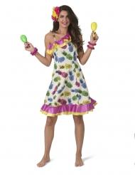 Costume Ananas per donna