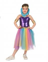 costume da principessa del deserto per bambina