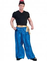 Pantalone blu da uomo del deserto