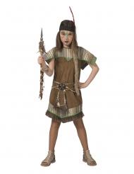 Costume da indiana per bambina