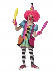 Costume da clown per bambina