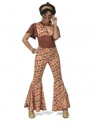 Costume disco anni 70 per donna