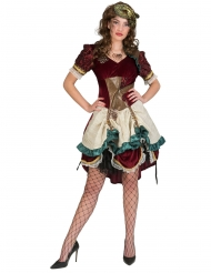 Costume avventuriera steampunk per donna