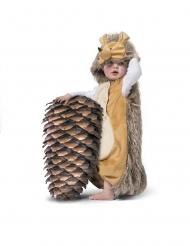 Costume da scoiattolo per neonato